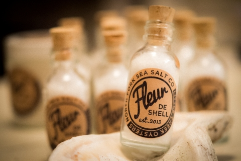 Fleur de Shell: curiousity in a bottle.