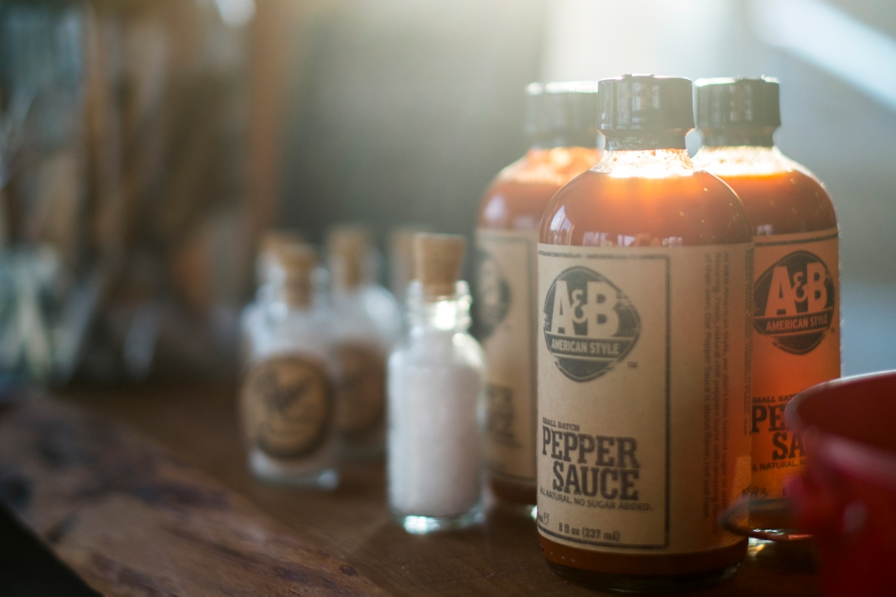 AB Pepper Sauce