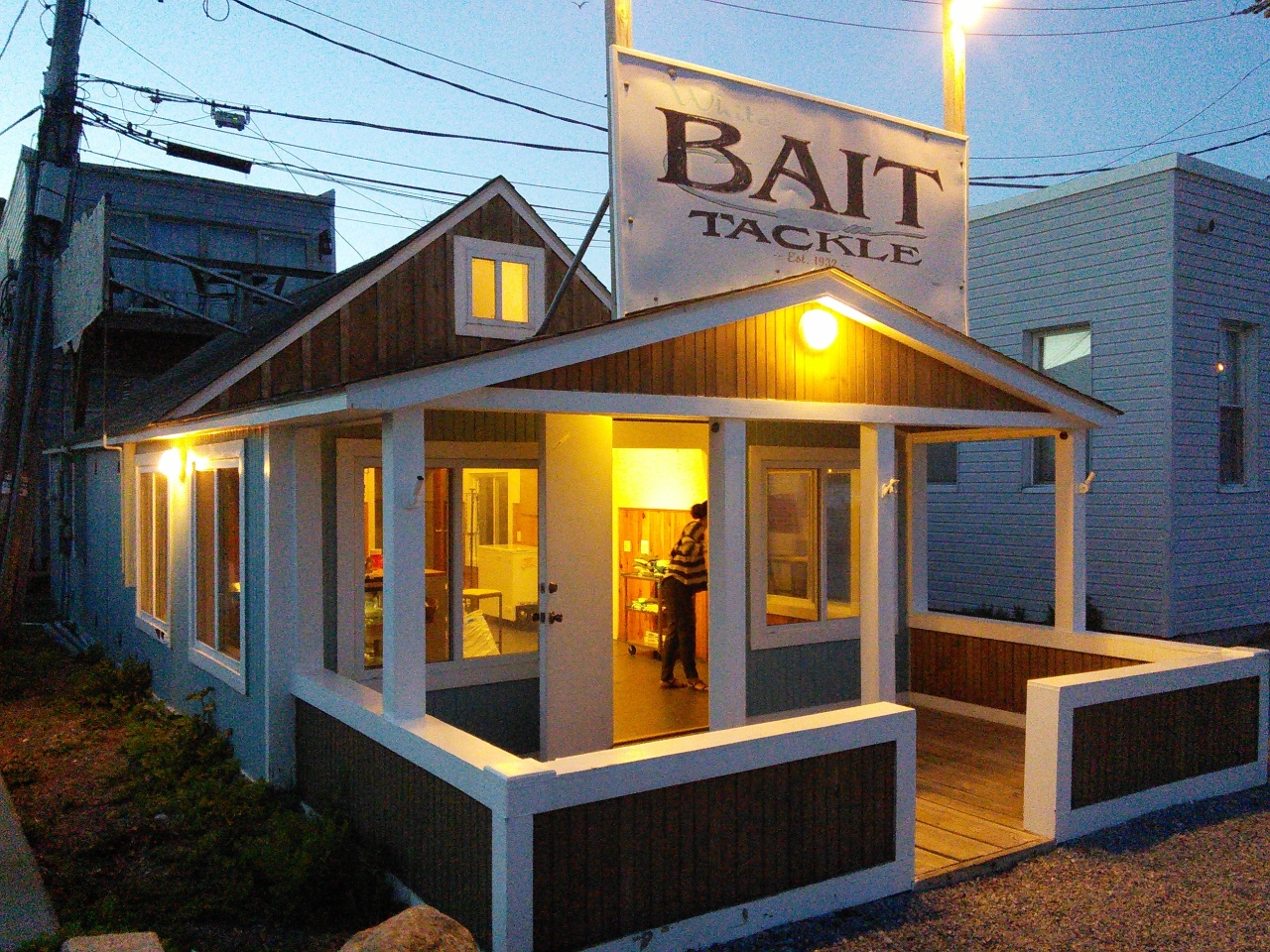 White's Bait Shop